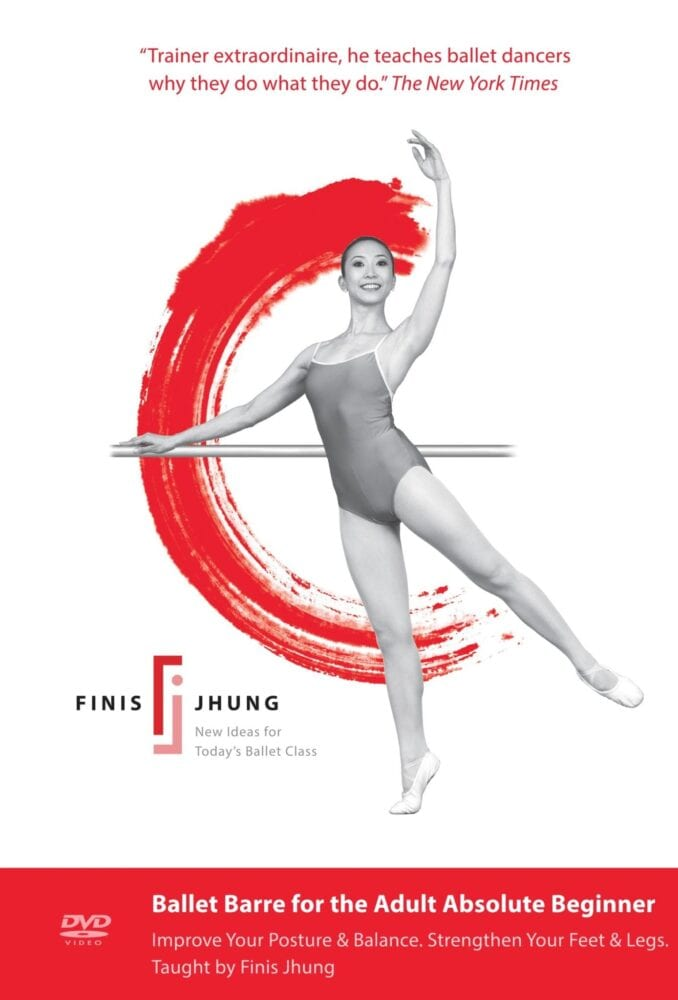 0b53499d2 Ballet Barre for the Adult Absolute Beginner – Finis Jhung    Ballet ...