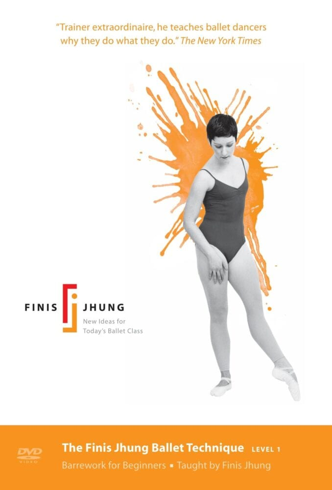 d17529f55 The Finis Jhung Ballet Technique Level 1  Barrework for Beginners ...