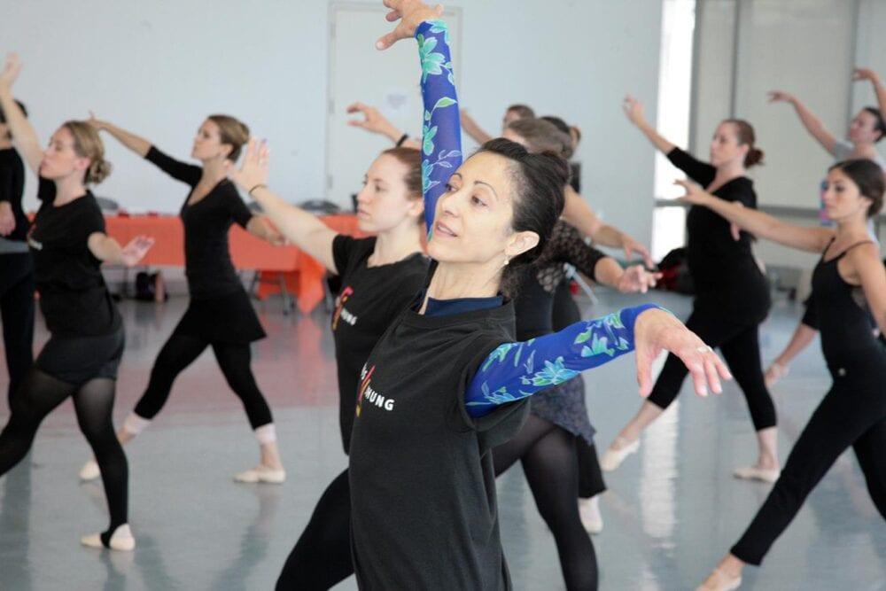 2020 Finis Jhung Teacher Workshop