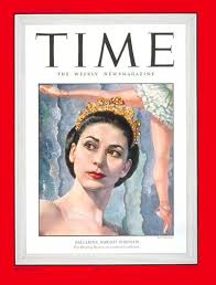 Margot Fonteyn on the Cover of Life