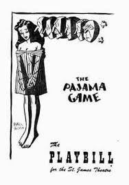 The Pajama Game: Original Broadway Cast