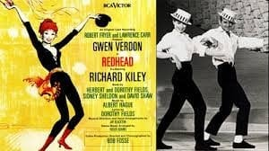 Redhead with Gwen Verdon with Fosse